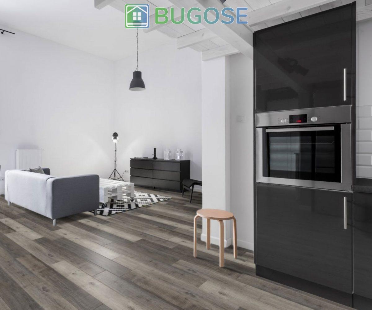 Beaulieu 2091 Bergamo Vinyl Plank Flooring Rapido Collection Kitchen 1
