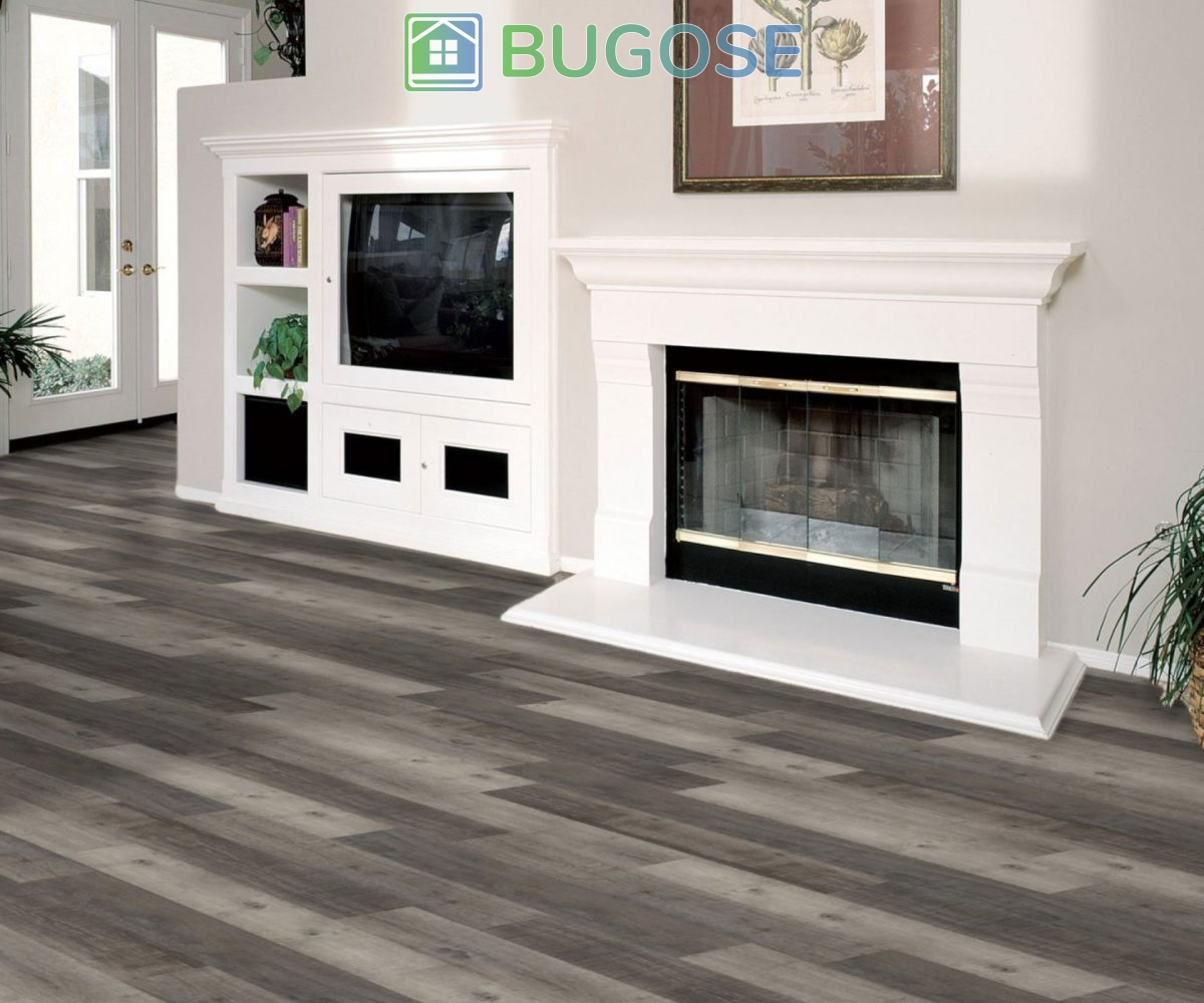 Beaulieu 2091 Bergamo Vinyl Plank Flooring Rapido Collection Living Room 3