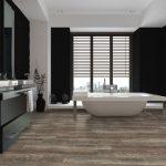 Beaulieu 2093 Forli Vinyl Plank Flooring Rapido Collection Bathroom 1