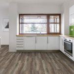 Beaulieu 2093 Forli Vinyl Plank Flooring Rapido Collection Kitchen 1