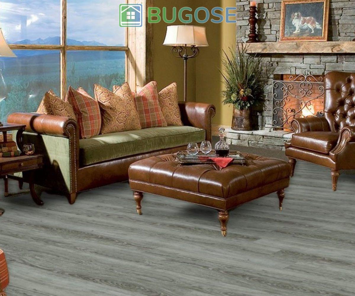 Beaulieu 2100 Massa Vinyl Plank Flooring Rapido Collection Room Scene 5