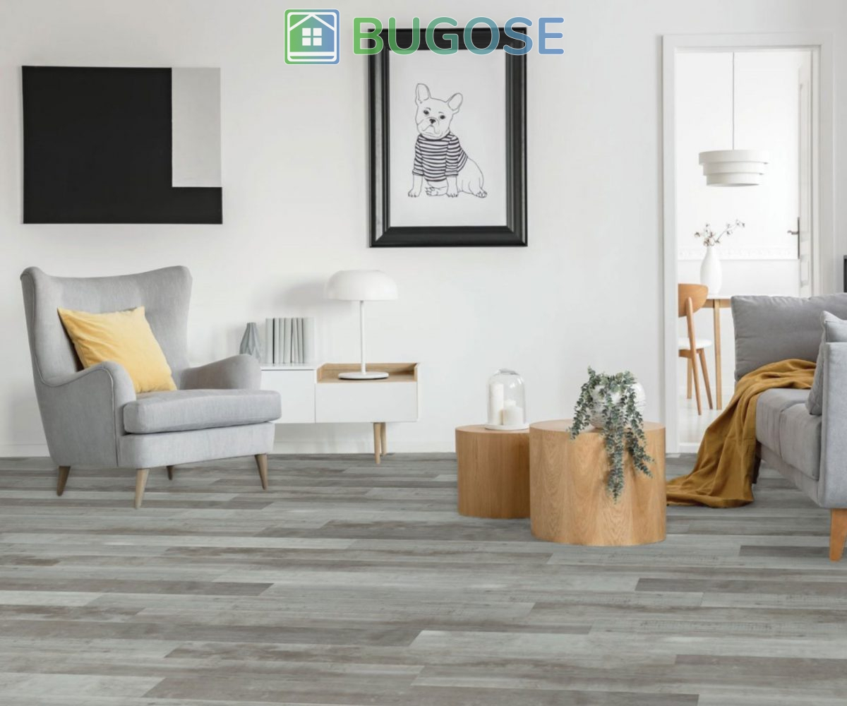 Beaulieu 2107 Trento Vinyl Plank Flooring Rapido Collection Room Scene 4