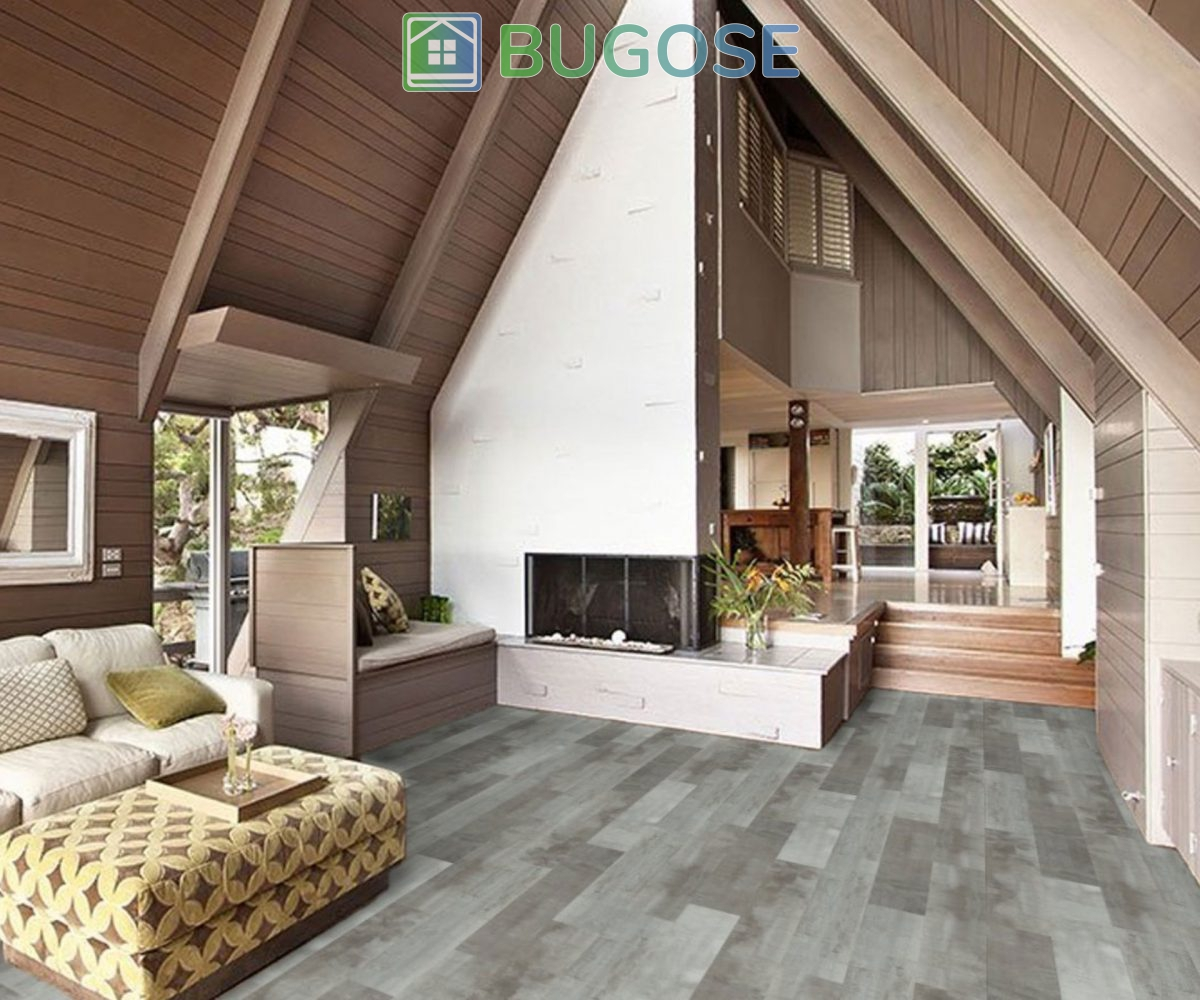 Beaulieu 2107 Trento Vinyl Plank Flooring Rapido Collection Room Scene 6