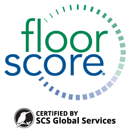 FloorScore® Certified